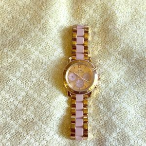 Rose Gold Coach Watch